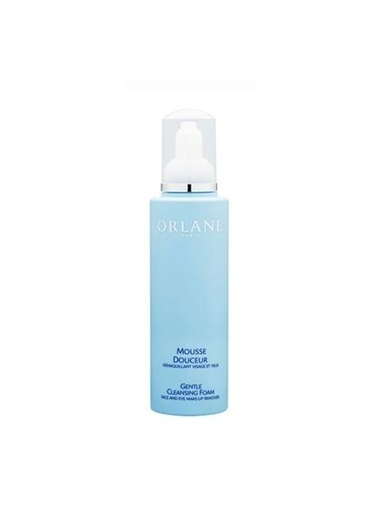 Orlane Orlane Daıly Stı. Gentle Cleansıng Foam Face And Eyes Make-Up Remover 200Ml Renksiz